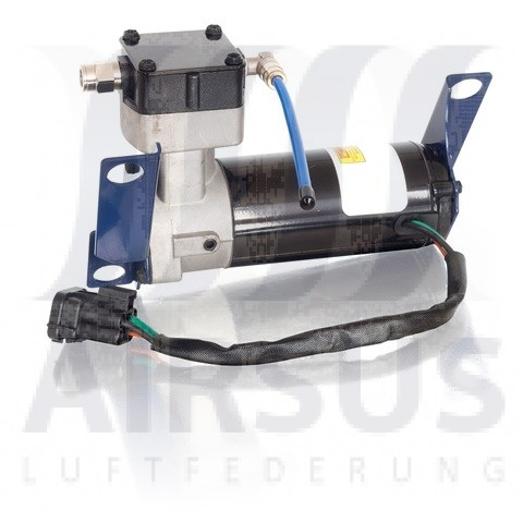 Opel Movano Luchtvering Compressor 4403481